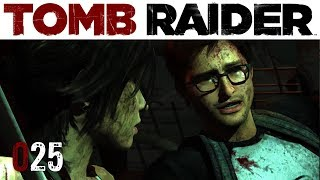 Tomb Raider 025 | Er starb für uns | Let's Play Gameplay Deutsch thumbnail