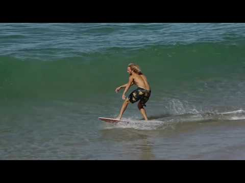 A Day In The Life of One of The BEST Skimboarders In The WORLD