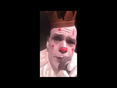 Puddles Pity Party- Facebook Live- Fix you