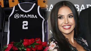 Vanessa Bryant Adds Gianna's Nickname to Mamba Sports Foundation