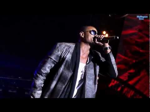 Mohombi - In Your Head and Addicted to You (featuring Dj Assad) | NRJ In The Park 2012