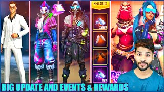 Magic Cube Store Upgrade | Women's Day Rewards | Skyler Royale | Free Fire News & Update | SG !