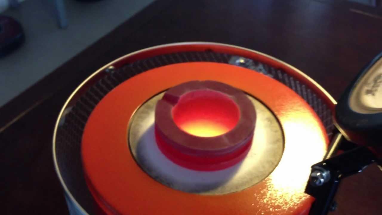 Mini Melting Furnace Youtube