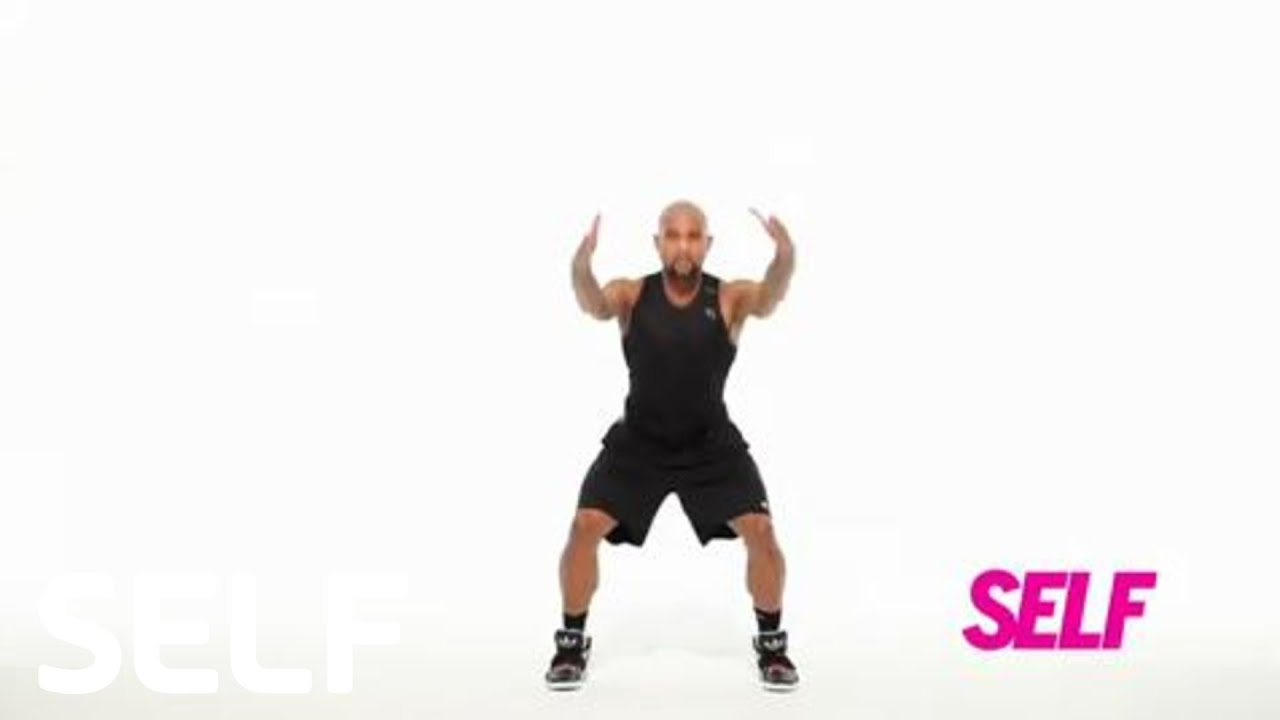 INSANITY WORKOUT: Power Jump Move - All-Over Toner - SELF\'s Trainer ...