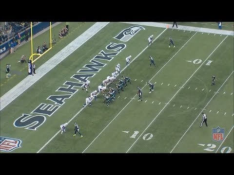 Chalk Talk - Brock Huard on Seahawks 2 pt conversion vs Colts