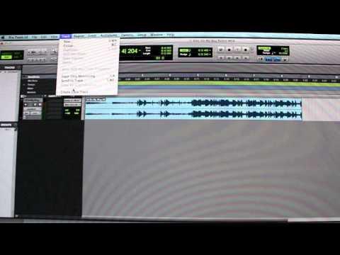 Pro Tools: How To Create Loop / Loop Certain Part Of Song