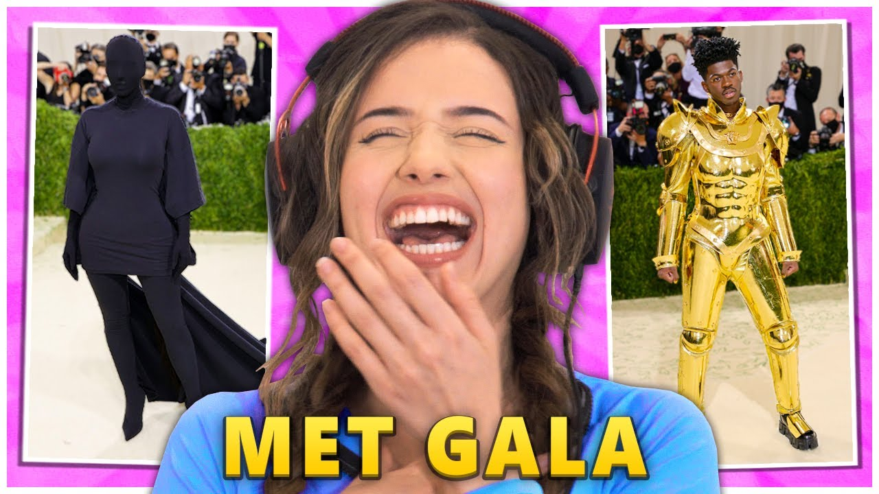 Download Reacting to Met Gala Outfits
