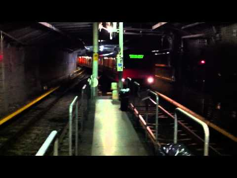 Metro Helsinki,kääntöraide Ruoholahti