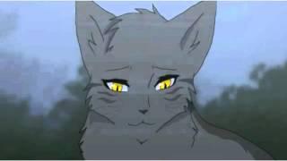 коты воители - Серебрянка и Крутобок