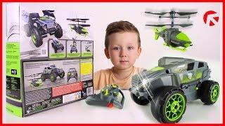 видео Игрушки на пульте управления для мальчиков: роботы, вертолеты, машинки