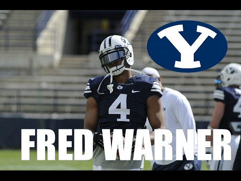 Fred Warner || Elite Linebacker || BYU 2016 Highlights