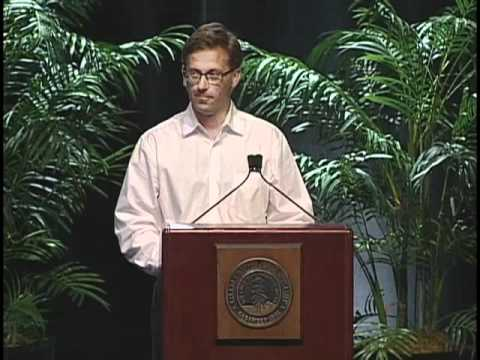 Stanford 2011 Class Day Lecture: The Promise and Peril of the New Social Economy