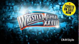 "WWE-Universal.Fr - WWE Wrestlemania 28 Official Thème Song : ""Invincible"" by Machine Gun Kelly"