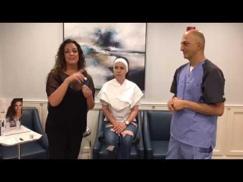 Dr. Newman & Yolanda Show NV Live Demonstration from Beverly Hills!