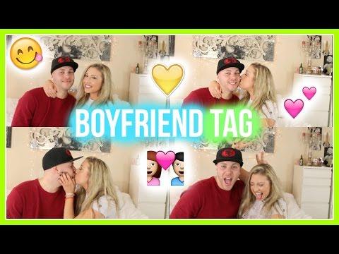 Boyfriend TAG | Brittany Nicole