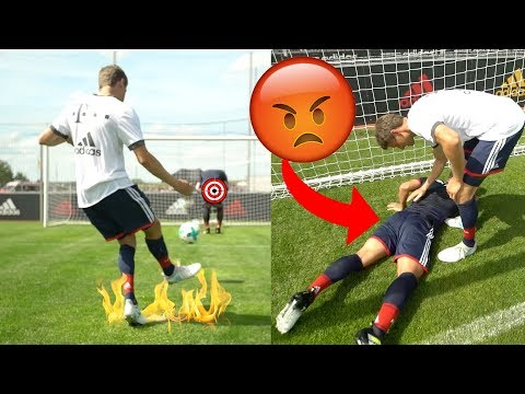 HILARIOUS RED A$S BATTLE *vs* BAYERN MUNICH!
