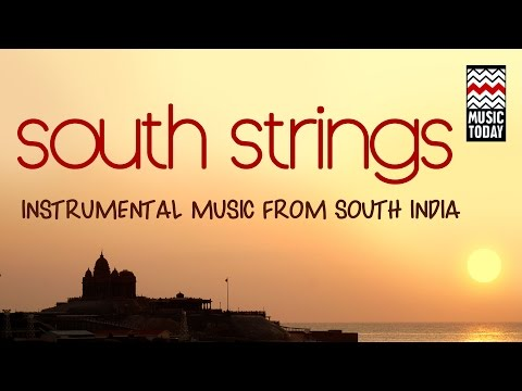 Southern Strings  Audio Jukebox  Instrumental  Carnatic  TN Krishnan  N Ravikiran