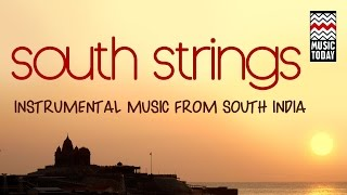 Southern Strings | Audio Jukebox | Instrumental | Carnatic | TN Krishnan | N Ravikiran