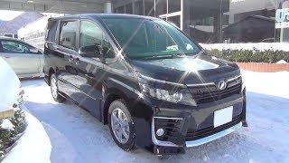 2014 新型 トヨタ ヴォクシー ZS 内外装