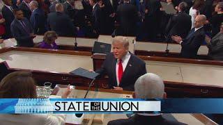 President Donald Trump Wins Iowa's Republican Caucuses