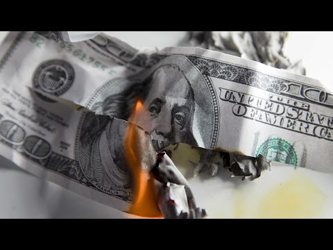 Why Ken Rogoff advocates eliminating the $100 bill