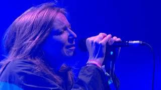 Portishead - Mysterons (Live) (Glastonbury 2013) (720p)