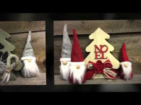 Profumo del Legno  Gnomi di Natale  YouTube