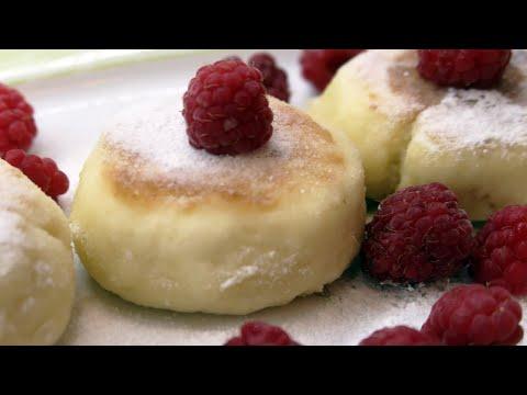 Сырники с Манкой. Простой рецепт Творожных Сырников с Манкой на Сковороде