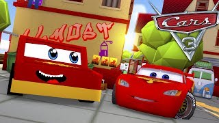 ROBLOX Adventure - ROPO IS IN CARS 3 THE MOVIE!!