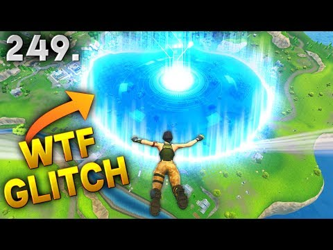 RAREST GLITCH IN THE WORLD.. Fortnite Daily Best Moments Ep.249 Fortnite Battle Royale Funny Moments