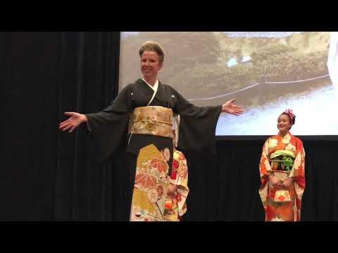 Shingon Wedding & Kimono Show 4K