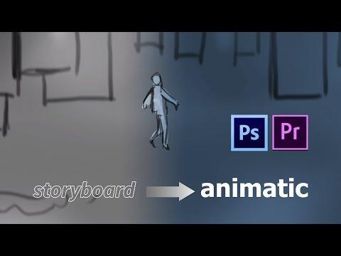 Создание аниматика из