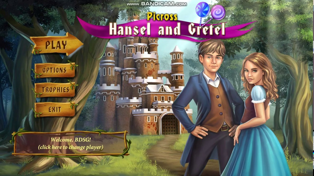 Download Picross: Hansel and Gretel Free Download
