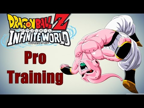 Dragon Ball Z Infinite World How The Pros Train Live Best Moments