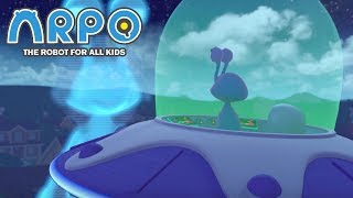 ARPO The Robot For All Kids - Alien Spaceship | Compilation | Cartoon for Kids