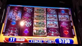 17 Free Spins Bonus Win on Napoleon Slot Machine Casino Game