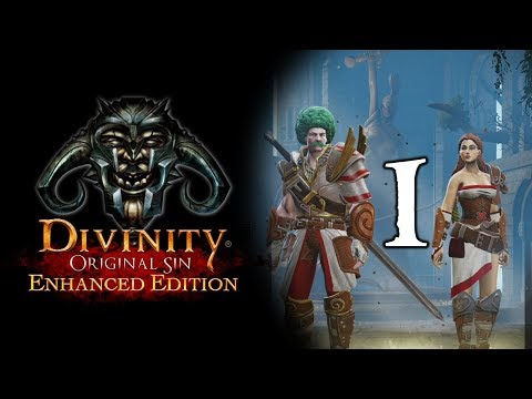 Divinity - Original Sin #1 (TUTORIAL) : My Underpants are Giving me Grief!