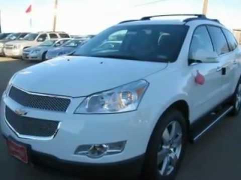 2012 Chevrolet Traverse LTZ - Katy, Sugar Land, Houston Texas