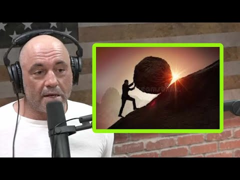 Joe Rogan on Why You Need to Try Difficult Things