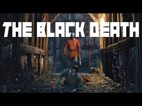 The Black Death Gameplay - Medieval Plague Survival - Let