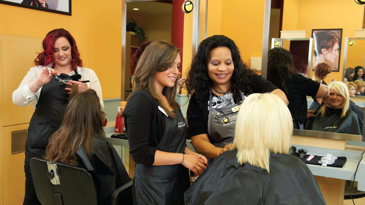 A Career In Cosmetology Is Right For You Springfield Pa Empire