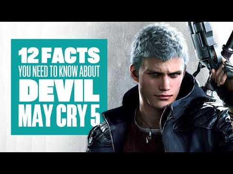 12 Cool Things You Need to Know About Devil May Cry 5 - Devil May Cry 5 Gameplay