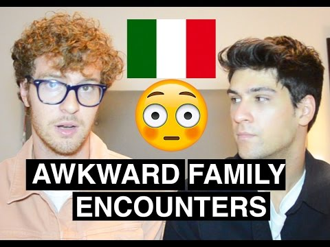 Being Gay In An Italian Family