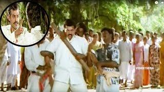 Telugu Ultimate Movie Climax Action Scene   Telugu Movies   Vendithera
