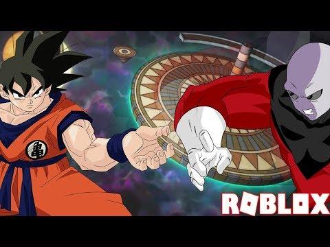 Tournament of Power in ROBLOX - Dragon Ball Z Advanced Battles Beta - iBeMaine - 동영상