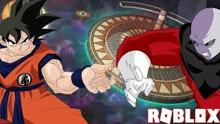 Tournament of Power in ROBLOX | Dragon Ball Z Advanced Battles Beta | iBeMaine
