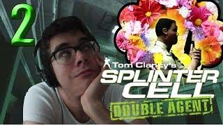 ¡AMO A SIMÓN JILETTE! MrSciper juega a: Splinter Cell Double Agent #2