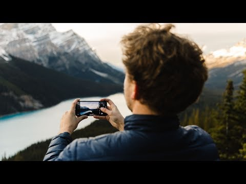 iPhone 11 Pro Camera - Photographer's Review in Banff National Park