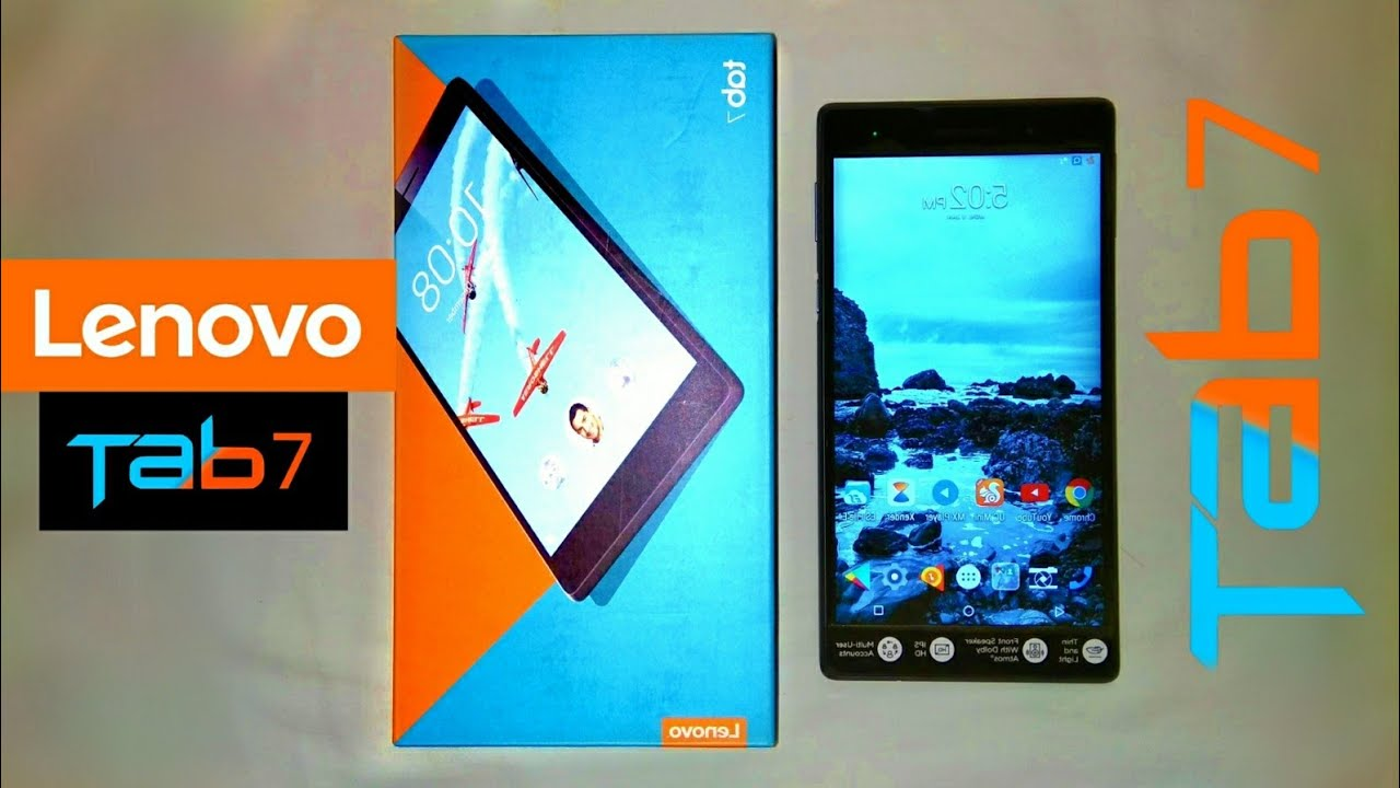 (हिंदी) Lenovo TAB 7 Unboxing and Full Review