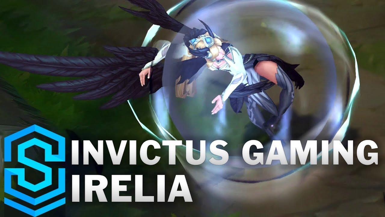 Invictus Gaming Irelia Skin Spotlight - Pre-Release ...  Invictus Gaming...
